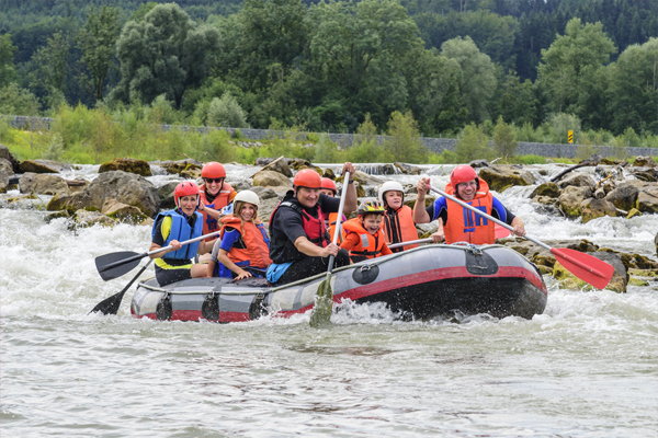 Rafting 600 X 400
